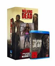 The Walking Dead - Die komplette dritte Staffel (inkl. Michonne Figur) [Blu-ray]