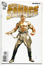 Doc Savage 10 3rd Series 2011 VF JG Jones DC Universe Online Legends 1 Preview