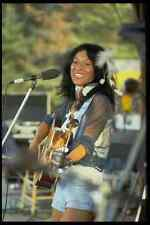 365040 Buffy St Marie In Concert A4 Photo Print
