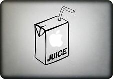 APFELSAFT MacBook Sticker Vinyl für alle größen