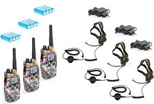 3 TRANSCEIVER Midland G7 pro Walkie Talkie camo G7PRO CAMOUFLAGE + BOW- MAN