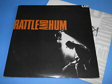 U2 - RATTLE AND HUM - 2 LP