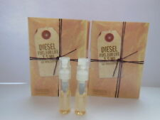 2 x Diesel Fuel for Life pour Femme EDP 1.5ml -  3ml in total