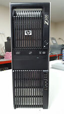 HP Z600 - Dual Xeon X5550@2.66GHz, 12GB, 500GB, Geforce 7300GS, Vista COA