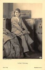 B10839 Actors Acteurs Cinema Film Lilian Harvey