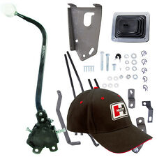 Hurst 1963-87 Ford PU Mastershift 3 Speed Shifter Kit + Hat + $50 Mail In Rebate