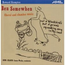 Howard Skempton-Ben Somewhen - Exaudi-Bcmg (2007, CD NIEUW)