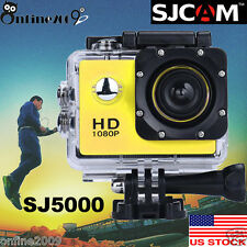 SJ5000 Action Sport Camcorder Camera 12MP Full HD 1080P Sport DV Waterproof Cam