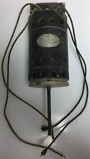 Antique Old General Electric GE A-C. Motor Model 5NC18YD2 Untested AS IS