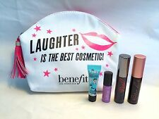 Benefit Porefessional, They're Real and Roller Lash Mascara, Lolli Tint in Bag