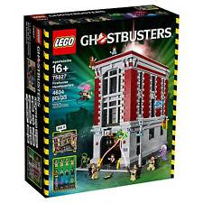 LEGO® Ghostbusters Firehouse Headquarters 75827