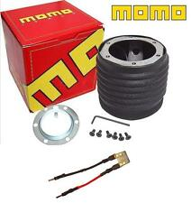 Genuine MOMO VOLANTE HUB BOSS Kit Adattatore VW Polo 9 N 2002 su