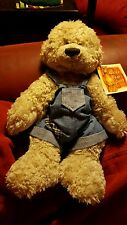Russ Alice's bear shop ~Cobby~NEW RARE