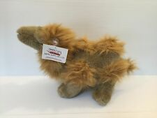 STUFFED CAMEL, small plush Camel, Nordic plush camel, brown stuffed camel