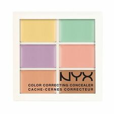 NYX Color Correcting Concealer Palette 3CP04 Sealed Brand New On Sale!