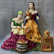"""ROYAL WORCESTER FIGURE """"SPARKLING CLEAN AT APPLEBY FAIR"""" Limited Edition #39"""