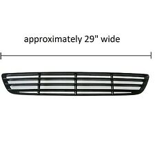 2007-2009 PONTIAC G5 GT (replaces# 15773841) Lower Grille Front Bumper 29 inches