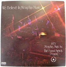 1973 MEMPHIS MUSIC INC. 3rd ANNUAL AWARDS PROGRAM with JOSE FELICIANO LP