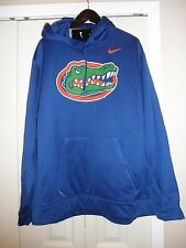 Nike Florida Gators Therma-Fit Hooded Sweatshirt, Mens Large, NWT'S
