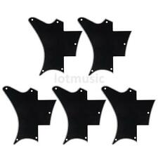 5 Electric Guitar Pickguards for PRS Paul Reed Smith Se Custom Semi-Hollow Black