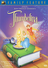 Thumbelina [Sensormatic] New DVD