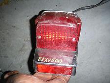 1983 83 Yamaha Virago XV500 XV 500 Taillight Tail Light