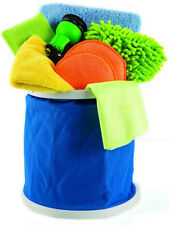 Maxkin Complete Car Wash Set & Care Kit , 8 Pieces. Check Listing for Details