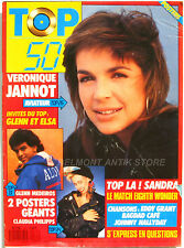 Top 50 n°133 - 1988 - Glenn Medeiros - Claudia Philipps - Véronique Jannot -