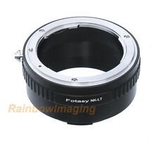 Nikon lens to Leica T 018-180 018-181 Mirrorless Digital Camera Adapter