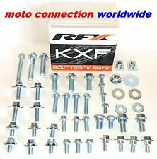 RFX KAWASAKI KXF250 KXF450 2010 KXF TRACK PACK BOLT FASTENERS KIT OEM TYPE