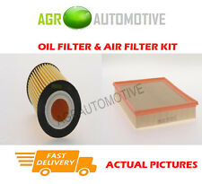 PETROL SERVICE KIT OIL AIR FILTER FOR VAUXHALL VECTRA 1.8 140 BHP 2005-09