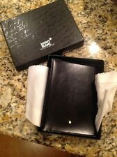Mont Blanc Leather Wallet Small 30605