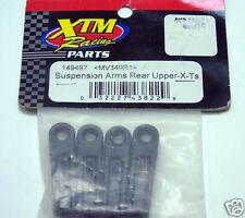 149497xTM Carreras Ripmax Brazos De Suspensión Superior Trasero Para: X-Ts