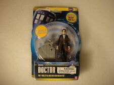 "Doctor Who Wave 2 The Twelfth Doctor Regenerated Action Figure 3.75"" Capaldi"