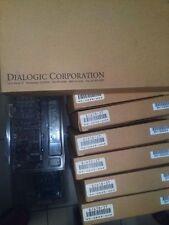 DIALOGIC INTEL D/41D IT BOARD 4 port voice D/41D