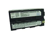 7.4V battery for Sony CCD-TRV66, DCR-TR7100E, DCR-VX2100E, CCD-TRV45K, CCD-TRV62