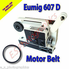 EUMIG 607D 8mm Cine Projector Belt (Main Motor Belt)