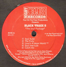FOUR ON THE FLOOR PRODUCTIONS - Black Traxx - Volume 5 - Night Club - NCL 011