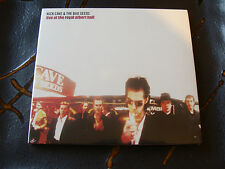 Slip Album: Nick Cave & The Bad Seeds  Live At The Royal Albert Hall 1997 Sealed