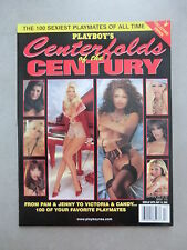 PLAYBOY'S Centerfolds of the CENTURY April 2000