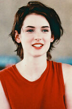 WINONA RYDER REALITY BITES COLOR 24X36 POSTER PRINT