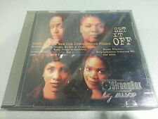 SET IT OFF Soundtrack BRANDY ORGANIZED NOIZE QHEEN LATIFAH BONE THUGS-N-HARMONY