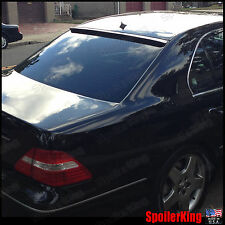 Rear Roof Spoiler Window Wing (Fits: Lexus LS430 2001-06 XF30) SpoilerKing