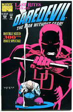 DAREDEVIL #300 , NM+, KingPin, Blind, Man without Fear, more DD in store