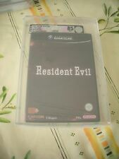 VGA 85 NINTENDO GAMECUBE RESIDENT EVIL REBIRTH PAL FR NEW FACTORY SEALED!