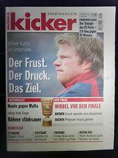 kicker Sportmagazin 22. Woche  Nr.: 45 vom 27.Mai  2004
