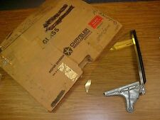 "NOS ""In The Box"" real MoPar 1970-74 Dodge Challenger QUARTER GLASS Assy  3500280"