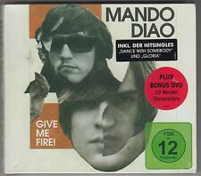 Give Me Fire (Ltd. Deluxe Edt.) - Mando Diao  ( NEU & OVP )