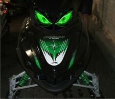 ARCTIC CAT crossfire m6 m8  M F 1000 T660 SLED TURBO HEADLIGHT DECAL STICKER 5