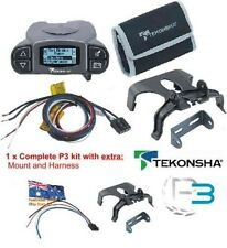 Tekonsha Prodigy P3 Electric Brake controller 1-4 Axle - Extra mount and Harness